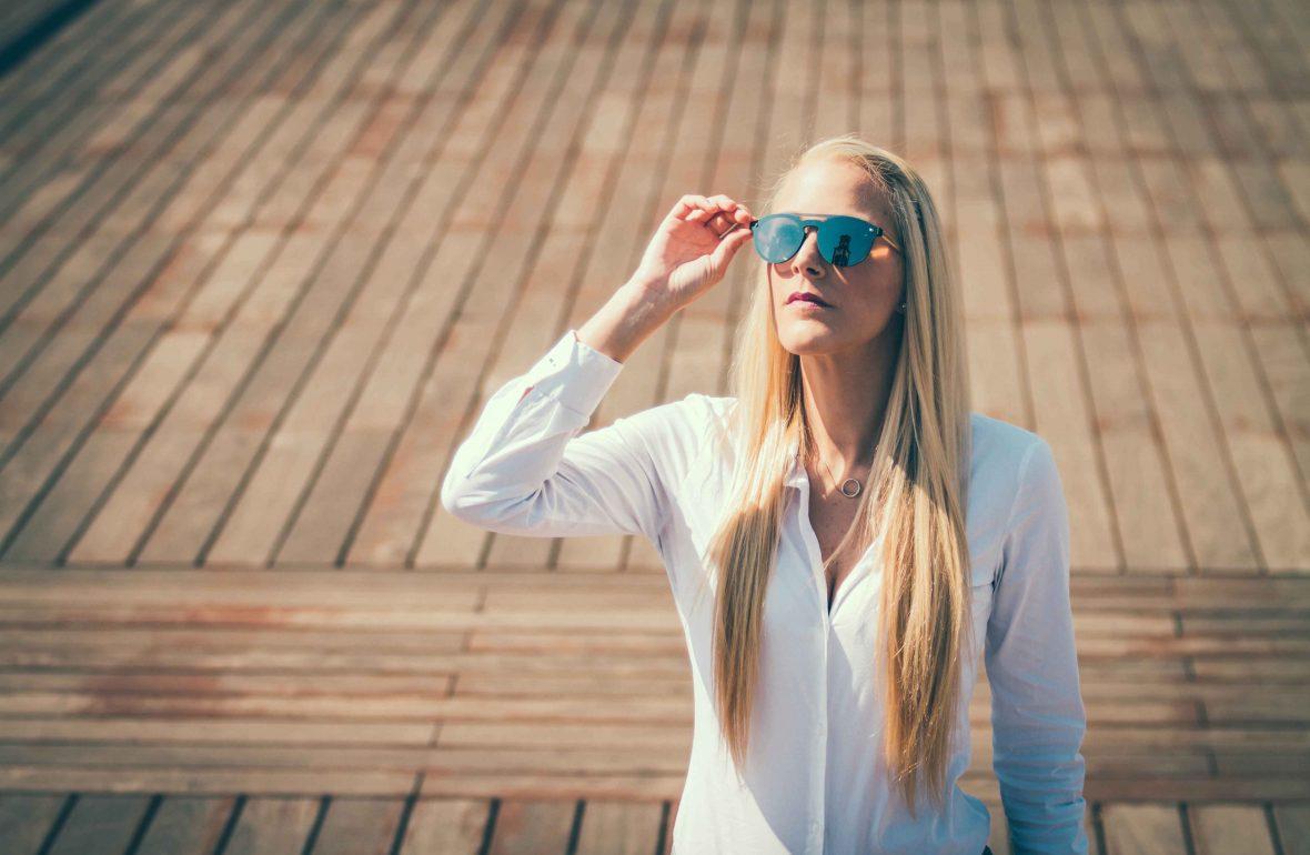 49776f0a77 Queremos ir a la moda y la elección de un modelo de gafas de sol trendy no  tiene por qué estar reñido con la protección de los ojos.