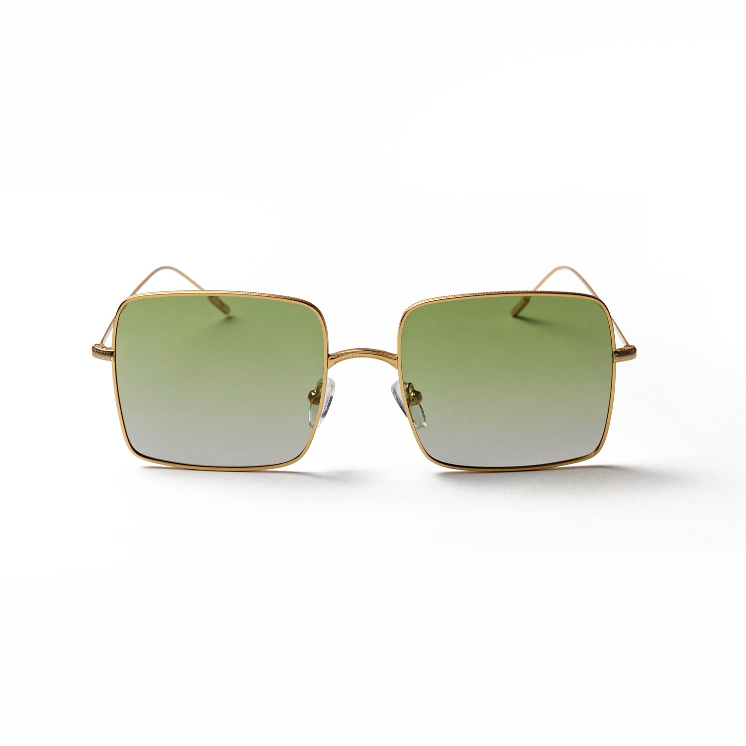WINSLET GOLD AND GRADIENT GREEN LENS