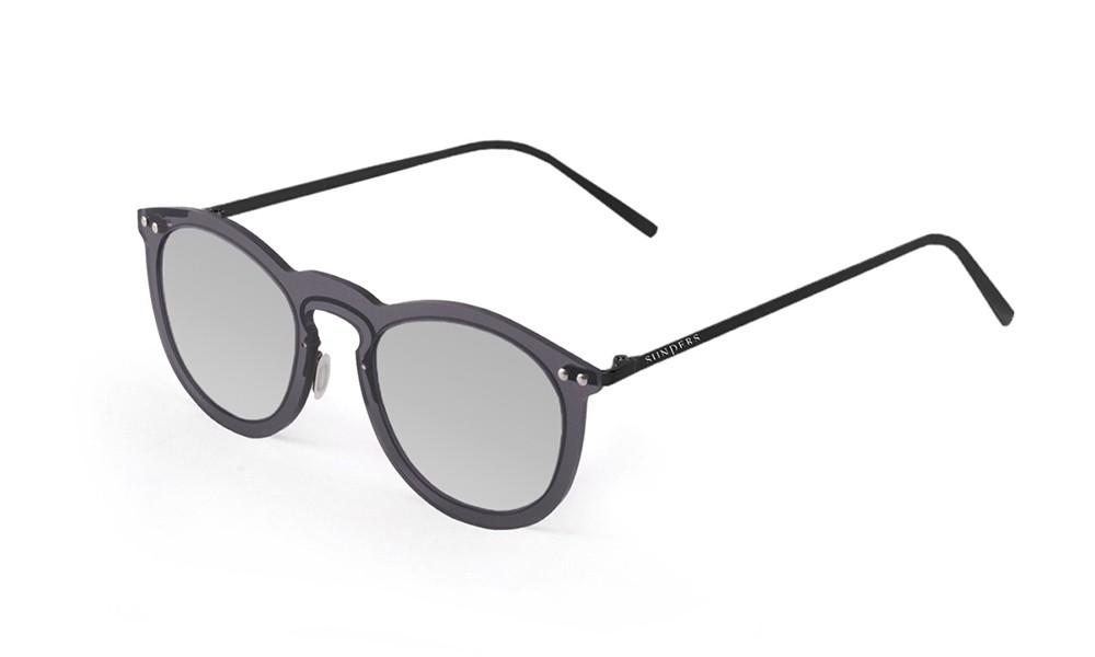 Gafas de Sol - negro transparente/negro plateado  SUNPERS