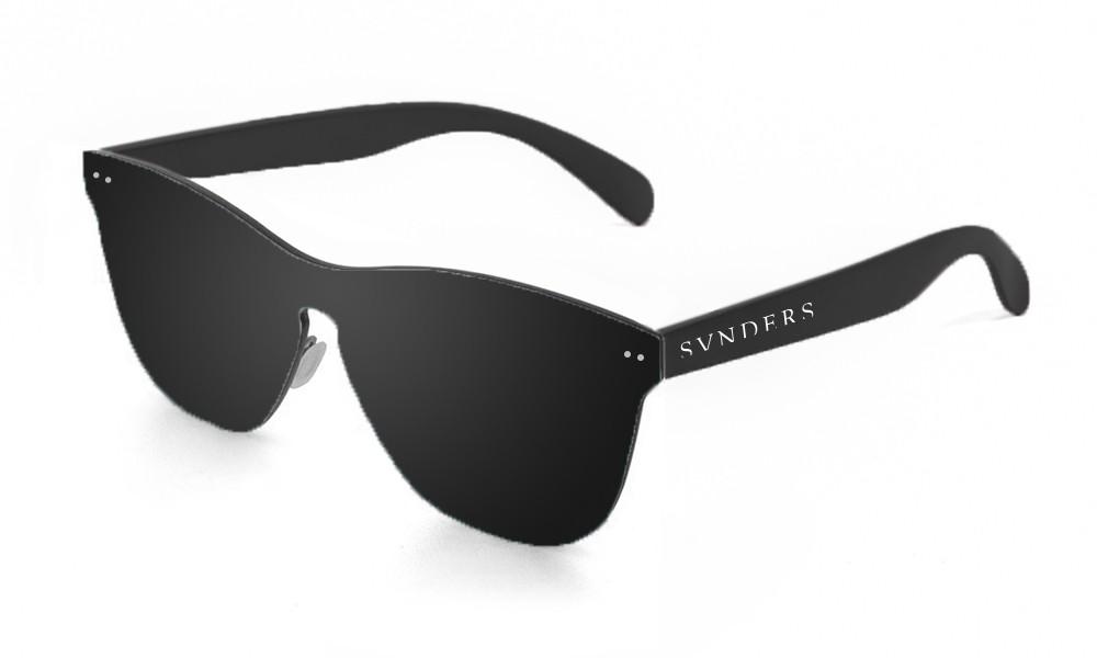 San Francisco - Lente plana / policarbonato / negra (gafas)