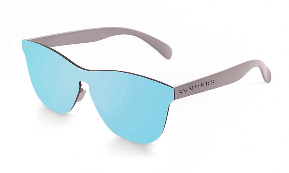San Francisco - Lente plana / policarbonato / azul cielo (gafas)