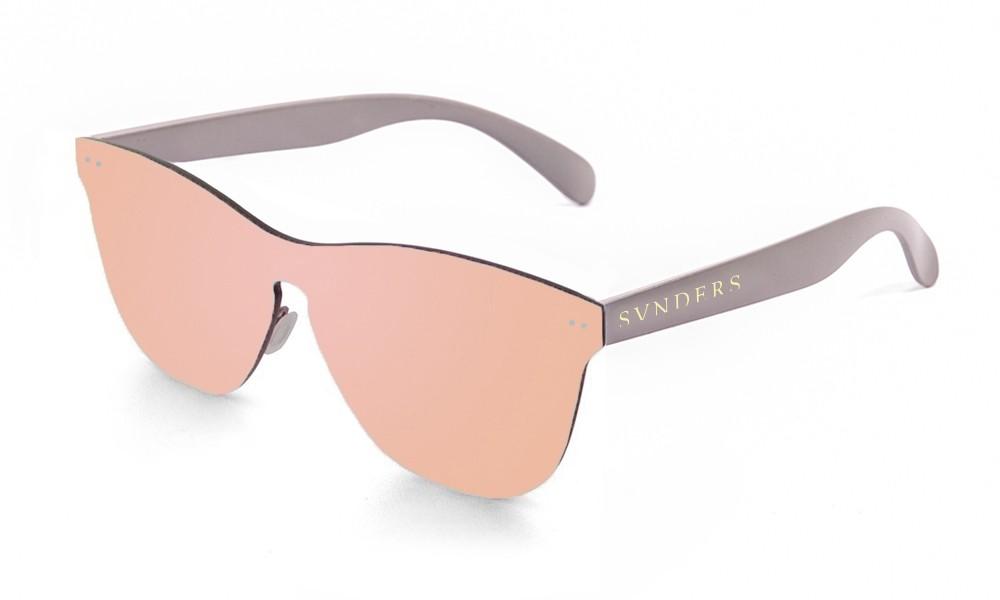 San Francisco - Lente plana / policarbonato / rosa (gafas)
