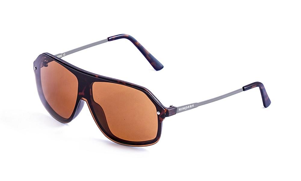 Biarritz - Miami / carey - marrón plana (gafas)