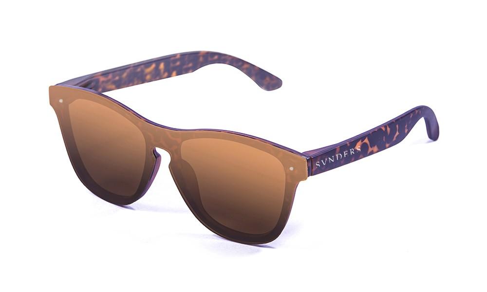 San Francisco - Lente plana / revo / carey - marrón gradiente (gafas)