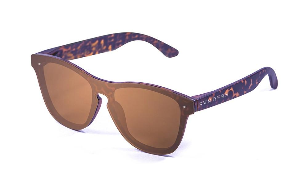 Gafas de sol SUNPERS modelo San Francisco montura de policarbonato carey lente marrón gradiente