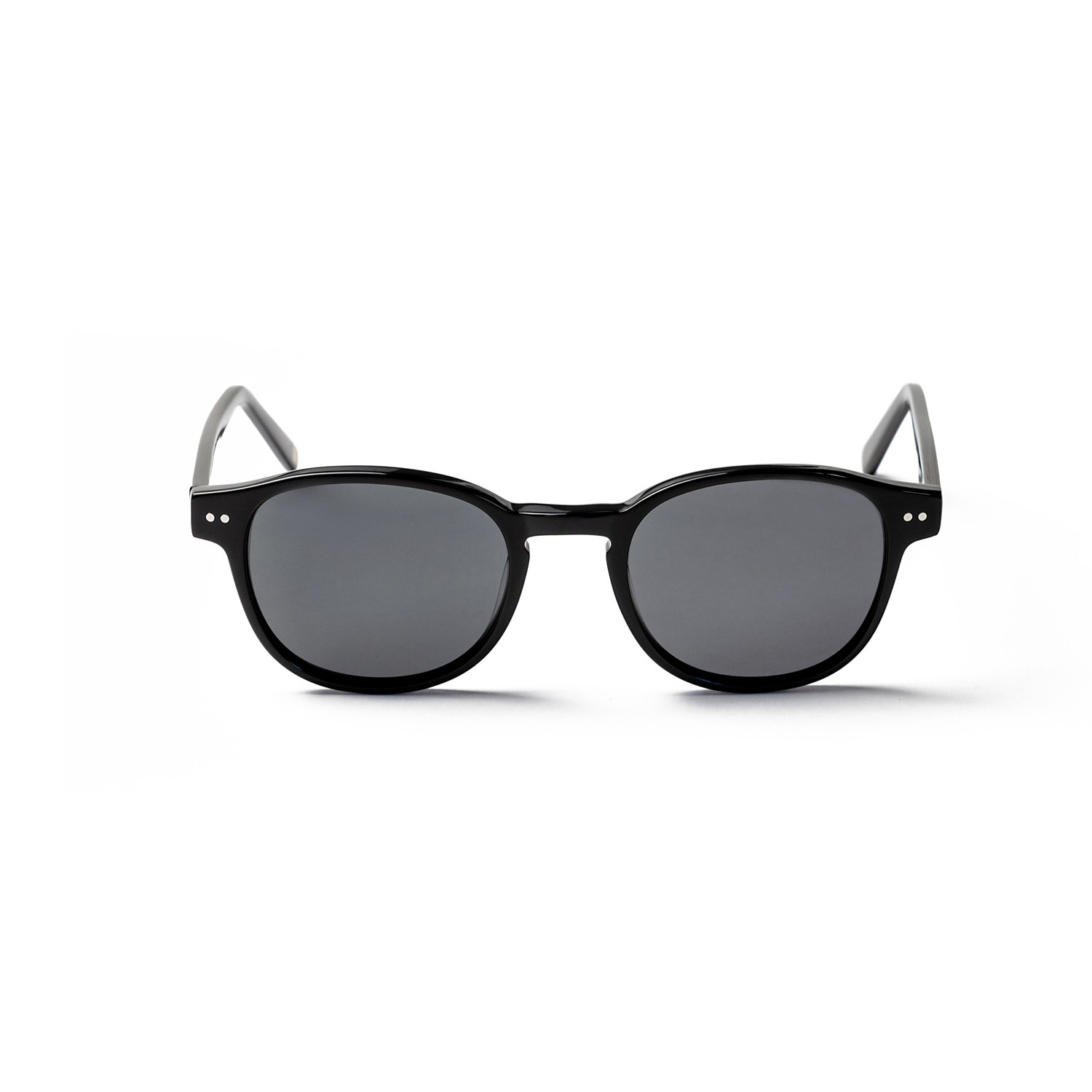 PAXTON BLACK FRAME AND SMOKE LENS