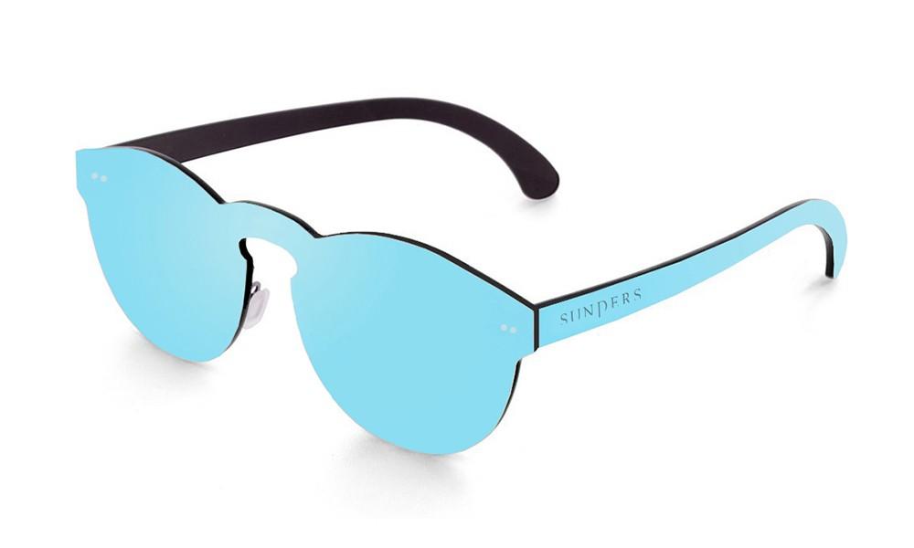 Biarritz - lente plana espacial / azul cielo (gafas)