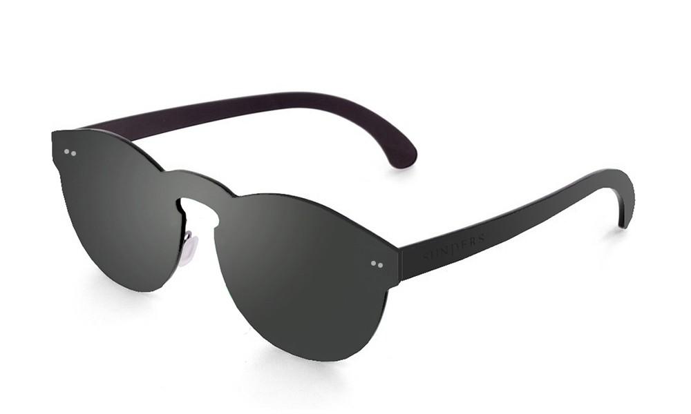Biarritz - lente plana espacial / ahumada (gafas)
