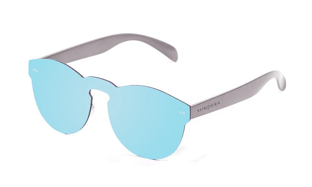 Gafas de sol - policarbonato / lente plana azul cielo espacial   SUNPERS