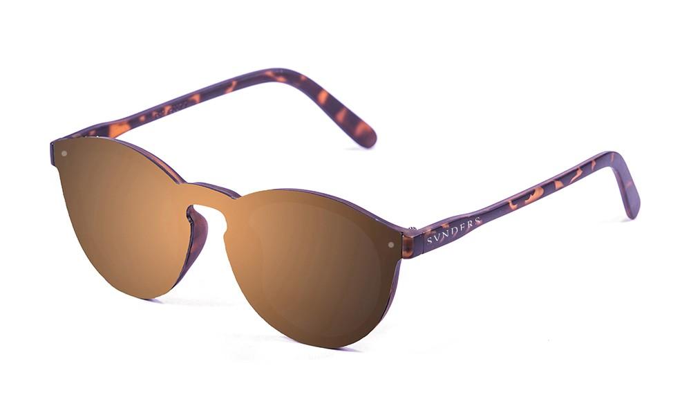 Biarritz - Lente plana / carey - marrón (gafas)